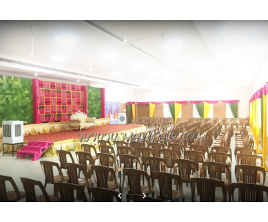 Find the availability of Suguna Auditorium Mini Hall (A/C)  in Civil Aerodrome, Coimbatore and avail the special offers