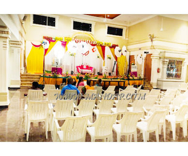 Find the availability of Shri Thangamayil Thirumana Mandapam in Tindivanam, Villupuram and avail the special offers