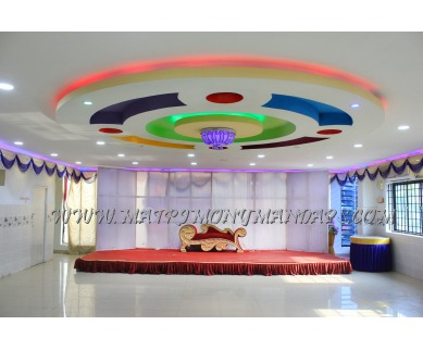 Find the availability of Sri Sakthi Party Hall  (A/C)  in Ayanavaram, Chennai and avail the special offers