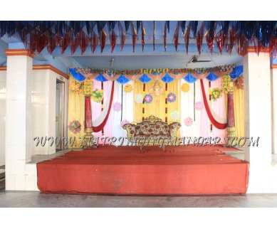 Find the availability of TKA Marriage Hall in Villivakkam, Chennai and avail the special offers