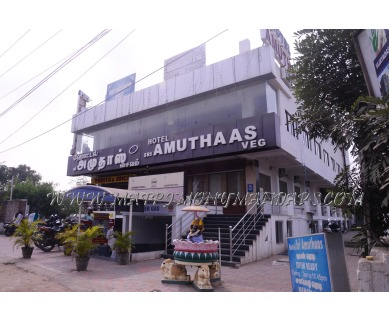 Find the availability of Sri Amuthas Mini Hall (A/C)  in Vadamadurai, Coimbatore and avail the special offers