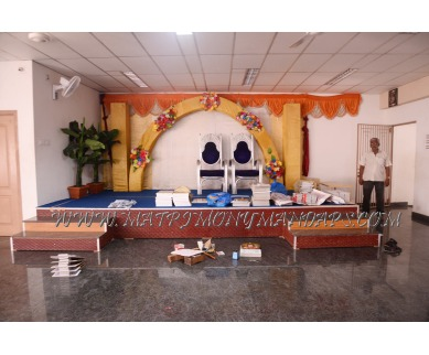Find the availability of Sarath Mini Hall in Sundarapuram, Coimbatore and avail the special offers