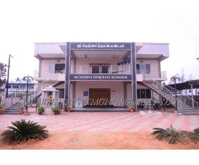 Find the availability of Sree Krishna Mandapam in Vadamadurai, Coimbatore and avail the special offers