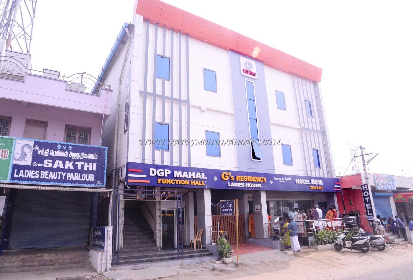 Find More Kalyana Mandapams in Eachanari