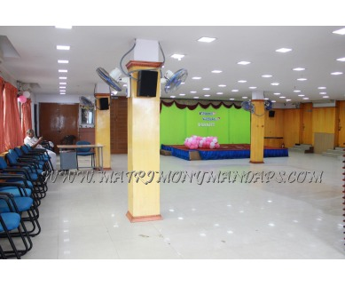 Find the availability of Sri Sai Hall  (A/C)  in Padi, Chennai and avail the special offers