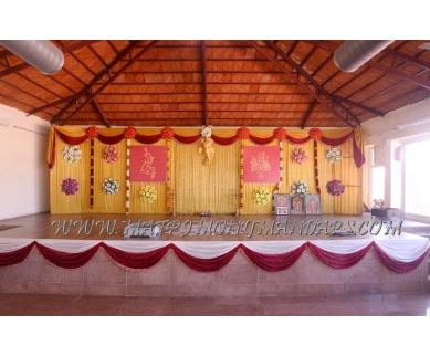 Find the availability of Srikara Kshetra Kalyana Mandapam (A/C)  in Mylapore, Chennai and avail the special offers