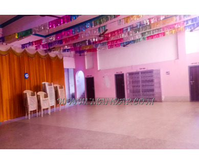 Find the availability of Sri Vasavi Thirumana Mandapam in Thuraiyur, Trichy and avail the special offers