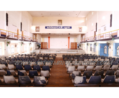 Find the availability of Garbba Rakshagi Mahal in Cantonment, Trichy and avail the special offers