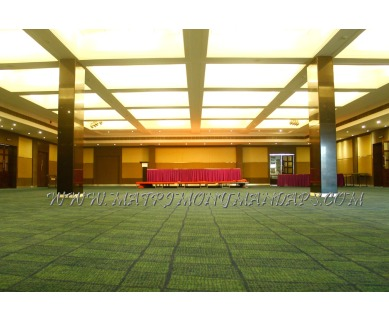 Find the availability of Sree Gokulam convention Centre - Abhi Hall (A/C)  in Kaloor, Kochi and avail the special offers