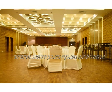 Find the availability of Ramada Resort Cochin - Royal Club Hall (A/C)  in Panangad, Kochi and avail the special offers