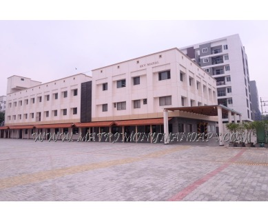 Explore SKV Mahal  (A/C) in Mogappair, Chennai - Building View