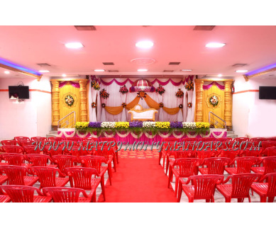 Find the availability of Sri Selva Lakshmi Mahal (A/C)  in Kolathur, Chennai and avail the special offers