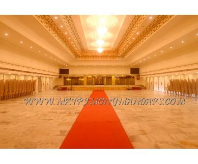 Find the availability of EM EL EM Kalyana Mandapam (A/C)  in Mahalingapuram, Chennai and avail the special offers