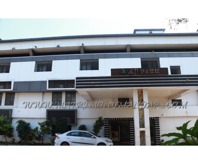 Find the availability of the Hotel AJ Park - Anux Hall (A/C) in Alappuzha, Alappuzha and avail special offers