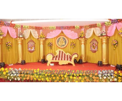 Find the availability of Sree M Dasartha Naidu Kasthuri Mahal (A/C)  in Kolathur, Chennai and avail the special offers