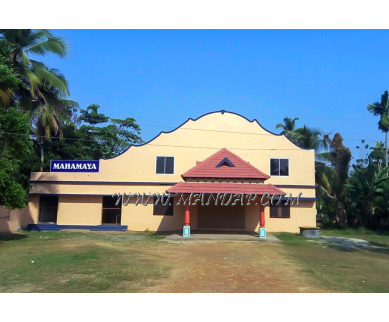 Find the availability of the Mahamaya Auditoruim in Aroor, Alappuzha and avail special offers