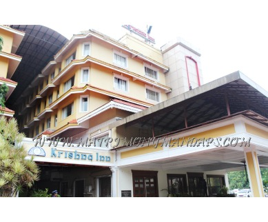 Find the availability of Krishna Inn Deepam hall (A/C)  in East Nada, Guruvayoor and avail the special offers