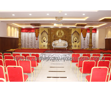 Find the availability of Hotel pushpanjali Mayoogha (A/C)  in East Nada, Guruvayoor and avail the special offers