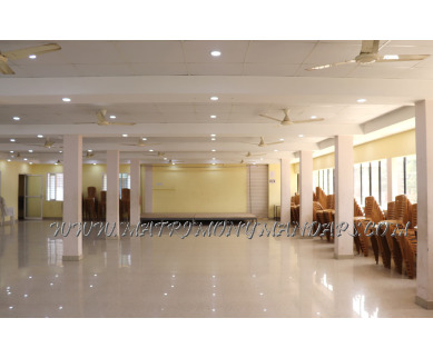 Find the availability of the Rajadhani Auditorium Hall 1 in Alappuzha, Alappuzha and avail special offers