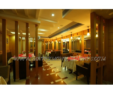 Explore Pattom Royal Hotel Royal banquet hall (A/C) in Pattom, Trivandrum - Dining