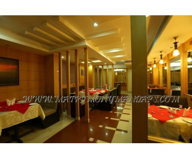 Explore Pattom Royal Hotel Royal banquet hall (A/C) in Pattom, Trivandrum - Pre-function Area