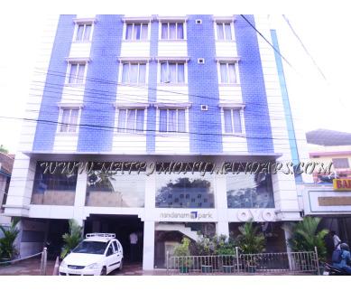 Explore Nandanam Park Navaratna (A/C) in Palayam, Trivandrum - Building View