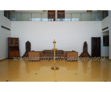 Explore Hotel Abhirami Abhiram (A/C) in Kattakkada, Trivandrum - Reception Area