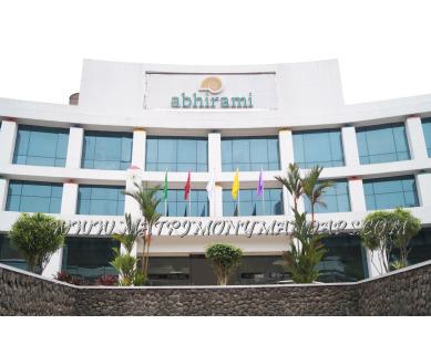 Explore Hotel Abhirami Abhiram (A/C) in Kattakkada, Trivandrum - Building View