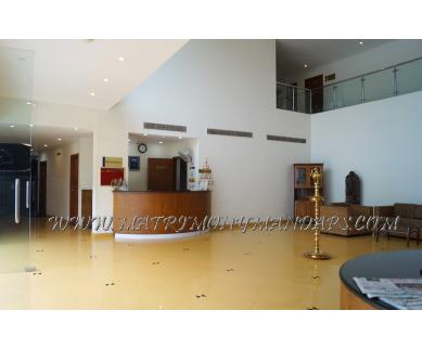 Explore Hotel Abhirami Senate (A/C) in Kattakkada, Trivandrum - Reception Area