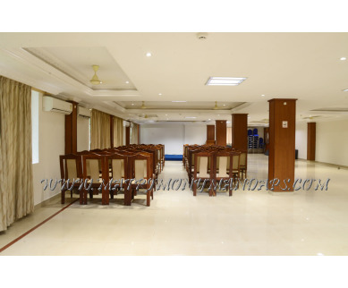 Explore Hotel Asliyya Grande Zignature (A/C) in Attingal, Trivandrum - Pre-function Area