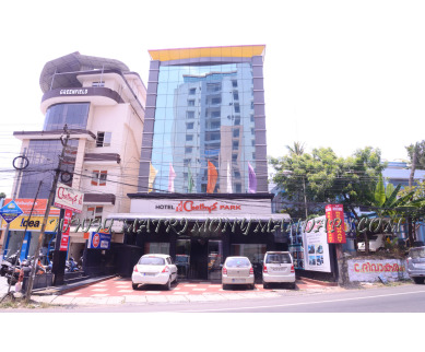 Explore Hotel Gago Inn (A/C) in Pattom, Trivandrum - Building View