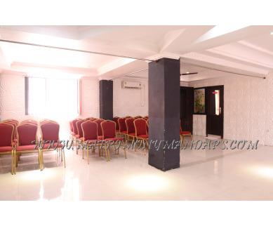 Explore Hotel Gago Inn (A/C) in Pattom, Trivandrum - Pre-function Area