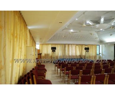 Explore Hotel Sabari Park (A/C) in Karamana, Trivandrum - Pre-function Area