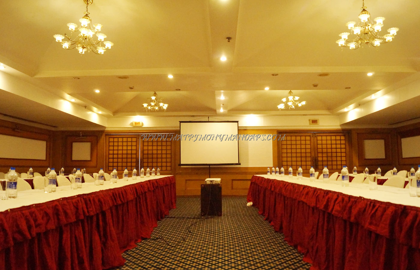 Find the availability of the Mascot Hotel Harmony (A/C) in Pattom, Trivandrum and avail special offers