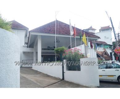 Explore Mascot Hotel Harmony (A/C) in Pattom, Trivandrum - Building View