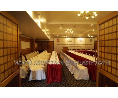 Explore Mascot Hotel Harmony (A/C) in Pattom, Trivandrum -  Hall Entrance