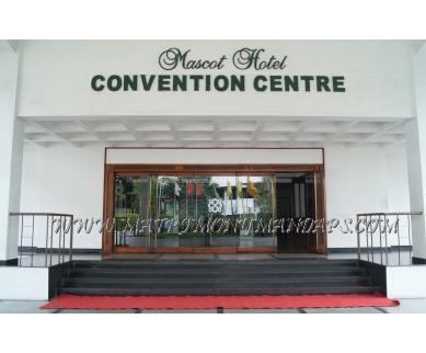 Explore Mascot Hotel Harmony (A/C) in Pattom, Trivandrum - Entrance