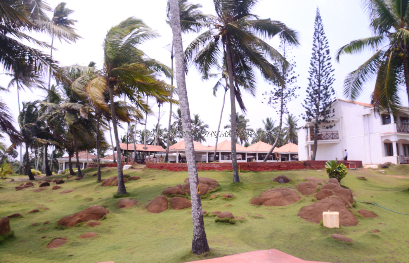 Find the availability of the Hotel Samudra KTDC Open Spe in Kovalam, Trivandrum and avail special offers