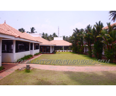Explore Hotel Samudra KTDC Open Spe in Kovalam, Trivandrum - Open Space