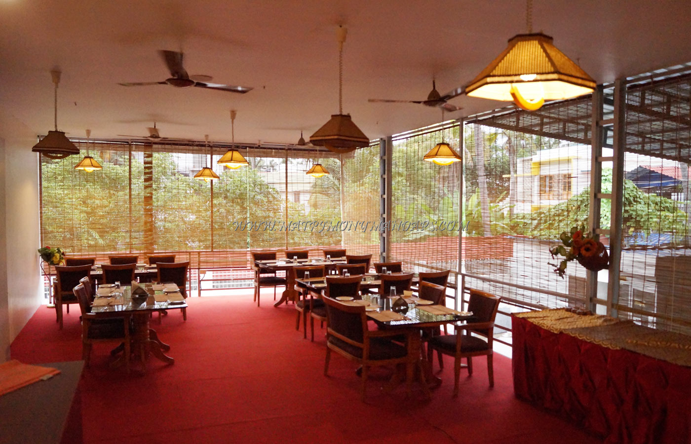Find the availability of the SPS Kingsway Open Restaurant in Pazhavangadi, Trivandrum and avail special offers