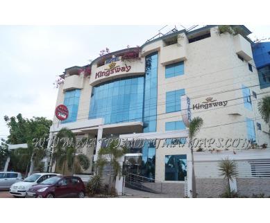 Explore SPS Kingsway Open Restaurant in Pazhavangadi, Trivandrum - Hotel Facade