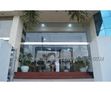 Explore SPS Kingsway Open Restaurant in Pazhavangadi, Trivandrum - Entrance