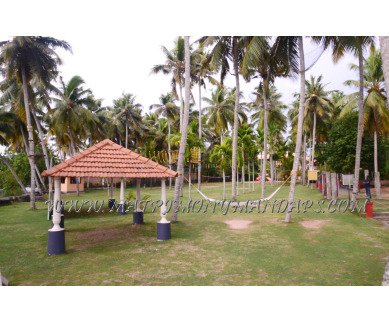 Explore Club Mahindra Lake side in Poovar, Trivandrum - Lake side