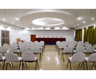 Explore Chaithram Samanwaya (A/C) in Thampanoor, Trivandrum - Pre-function Area