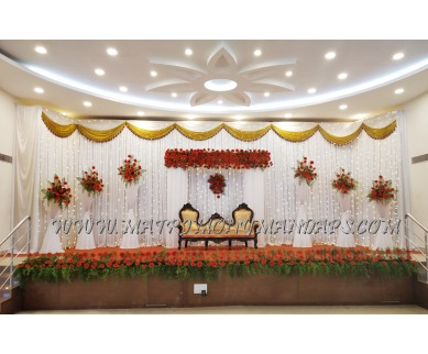 Find the availability of Surabhi Palace Wedding Hall (A/C)  in Chrompet, Chennai and avail the special offers