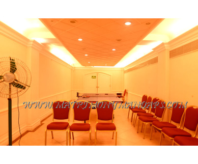Explore The Gateway Hotel Banquet Hall (A/C) in Varkala, Trivandrum - Pre-function Area