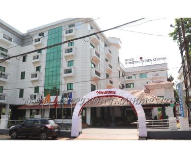Explore Hotel Horizon International Guruvayoor (A/C) in South Nada, Guruvayoor - Building View