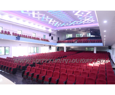 Explore Emabi Durbar Hall (A/C) in Pulimoodu, Trivandrum - Pre-function Area
