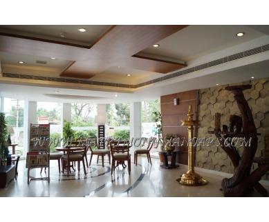 Explore Hotel White Dammar Mango tree (A/C) in Pappanamcode, Trivandrum - Reception Area
