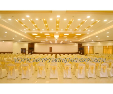 Find the availability of Shree Chaitanya Function Hall (A/C)  in OMR, Chennai and avail the special offers
